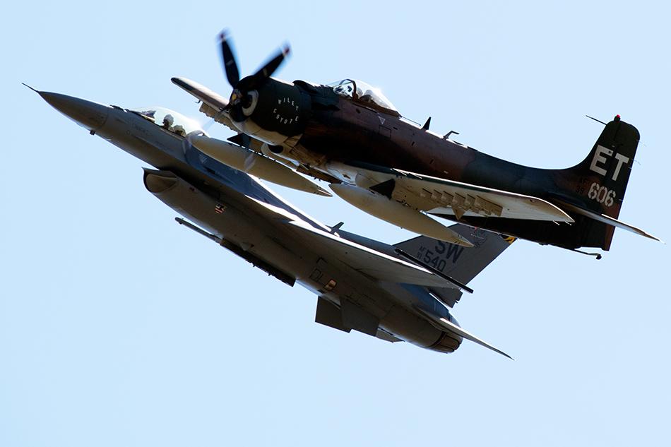 A-1-Skyraider-F-16-Falcon-04-21-2019.jpg