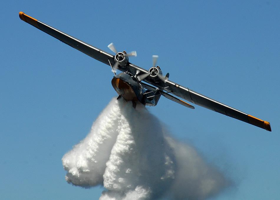 Military Photos Catalina Water Drop