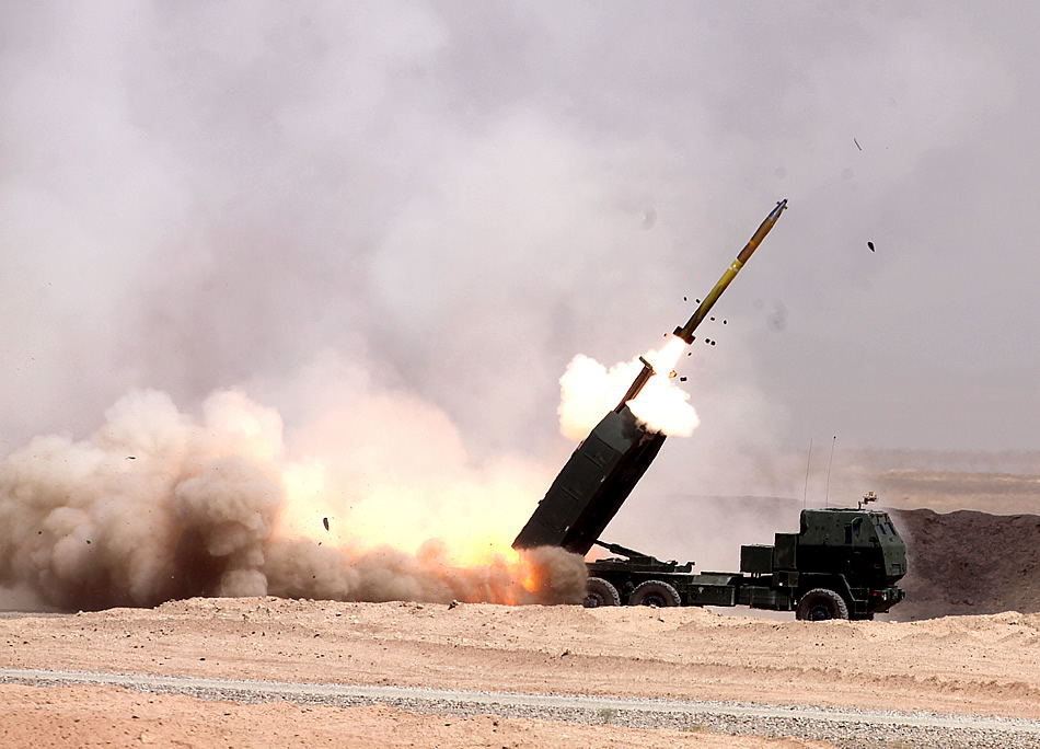 Military Photos M142 High Mobility Artillery Rocket System