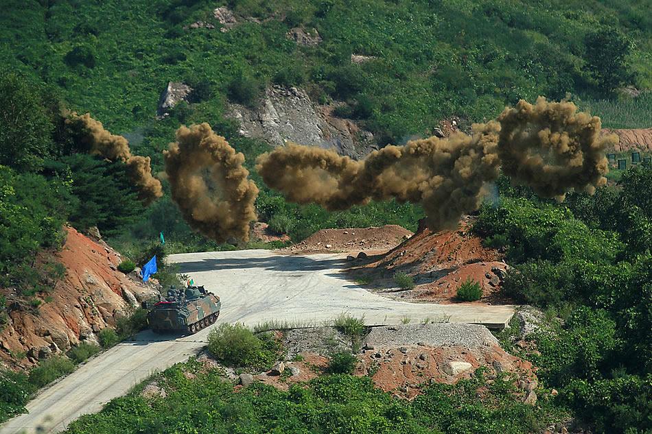 Photo: K200 Smokin'