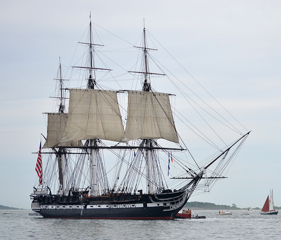 Military Photos USS Constitution Sails AgainUss Constitution Pictures