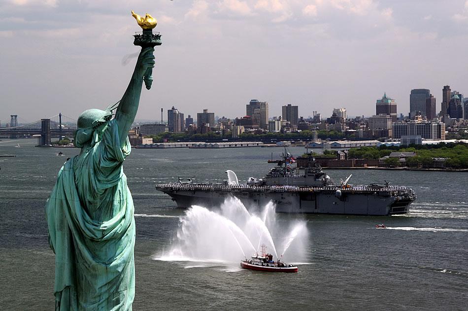 NYC Fleet Week