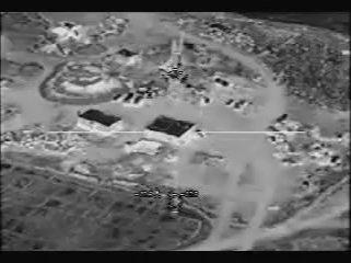 Gun Camera Footage from AC-130 in Afghanistan