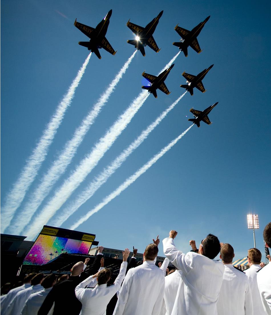 Photo: Academy Flyover