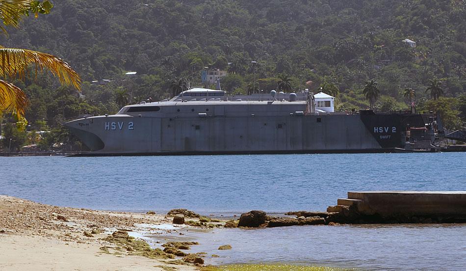 HSV-2 Swift in Jamaica