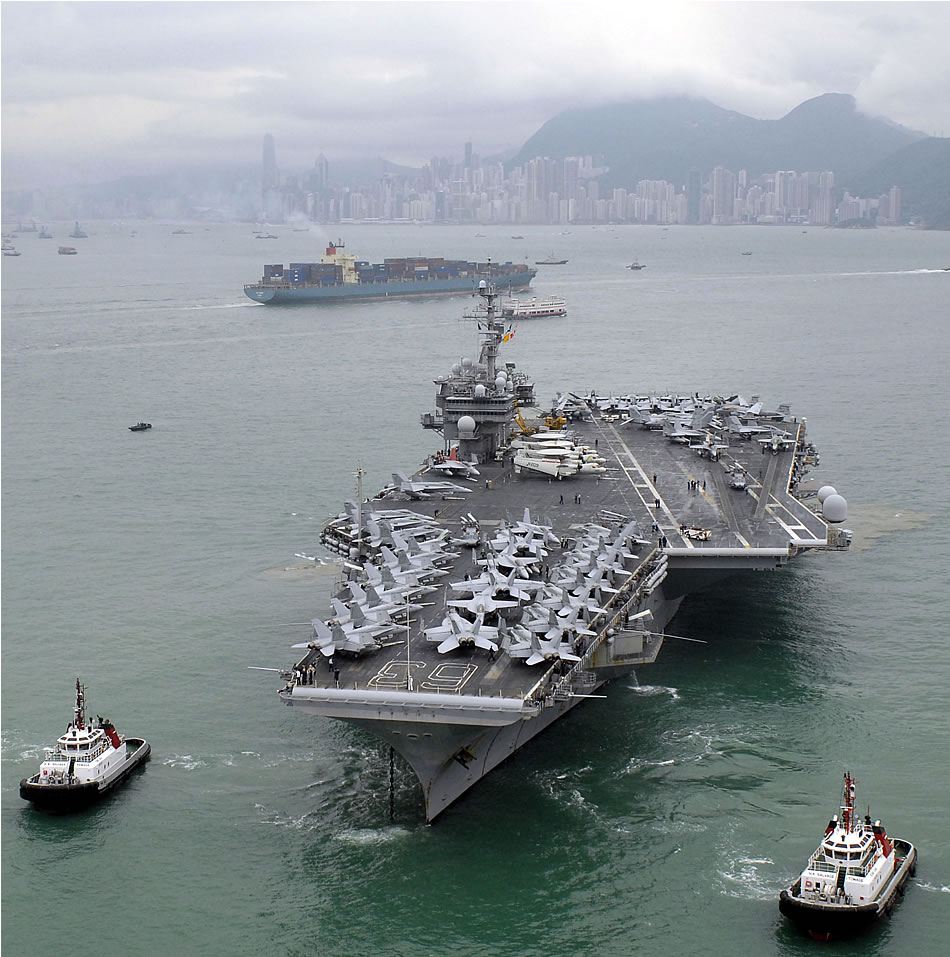 http://www.strategypage.com/gallery/images/kitty-hawk-visits-hong-kong.jpg