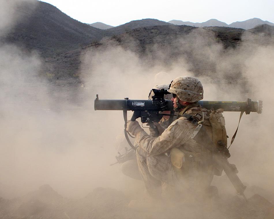 Photo: Marines in Djibouti