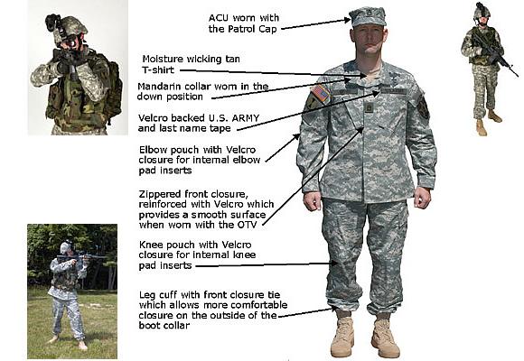 Photo: New US Military...