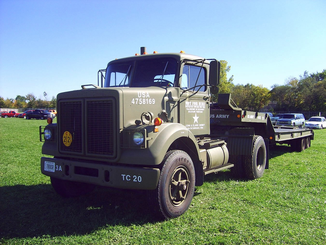 Photo: Old Army Vehicles