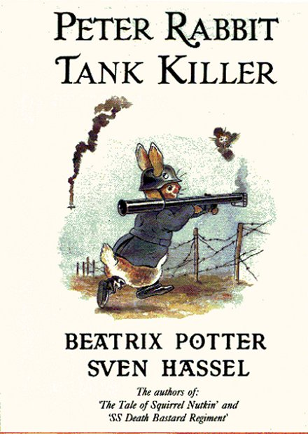THE TANK KILLERS BY HARRY YEIDE, 2004. FIRST EDITION, FIRST PRINTING, LNC