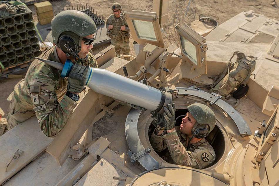 Military Photos Sabot