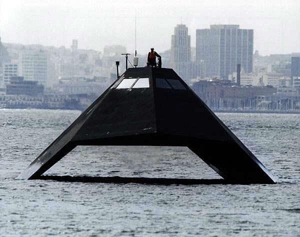 uss sea shadow amp stealth ships modern warships world