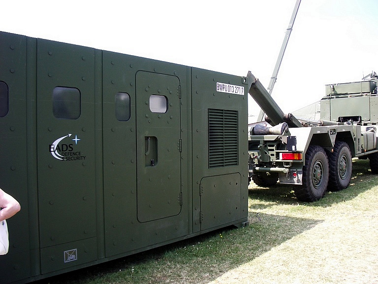 What Is Freight Shipping >> Military Photos TransProtec Armored Freight Container