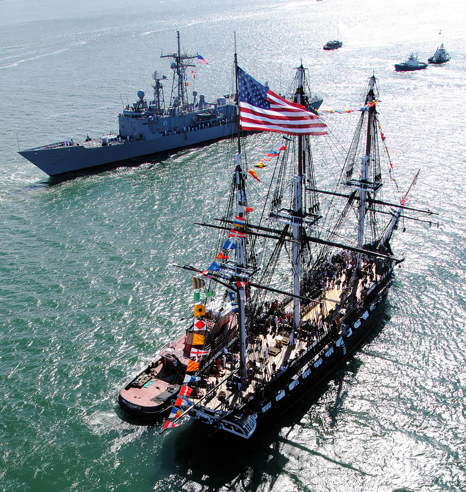 Military Photos USS Constitution Commemorates Battle of MidwayUss Constitution Pictures