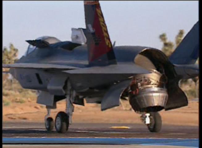 f 35 vertical takeoff